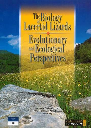 The Biology of lacertid lizards. Evolutionary and ecological perspectives
